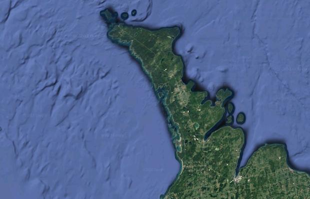 Nature Conservancy of Canada, Bruce Peninsula