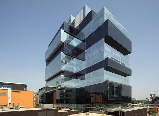 Globe and Mail Centre, Diamond Schmitt, REX Award