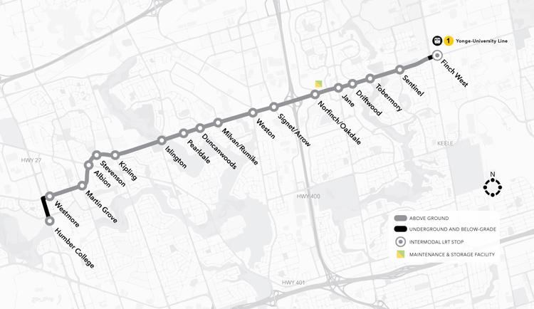 Finch West LRT