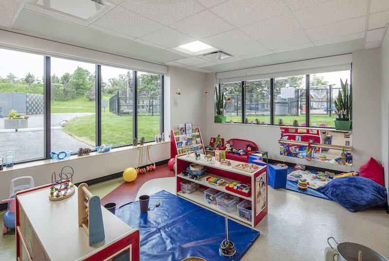 Humber College daycare, ATA Architects