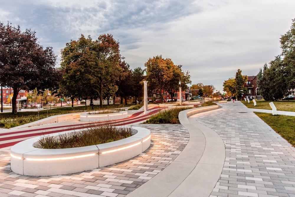 Parc Guido-Nincheri, Montreal, civiliti