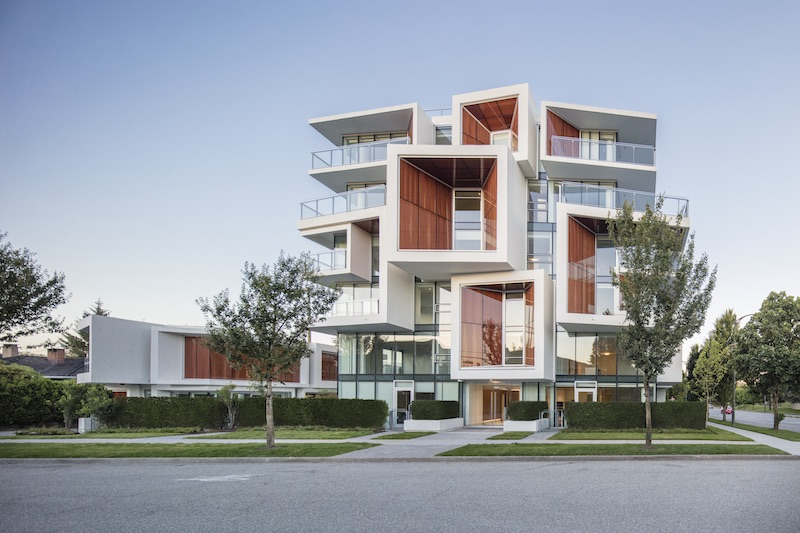 Aperture, Arno Matis Architecture