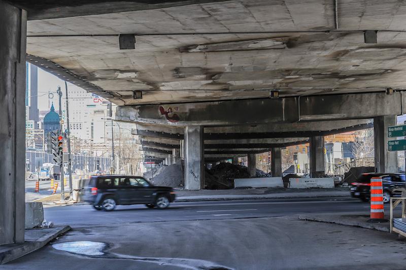 Projet Bonaventure, Montreal