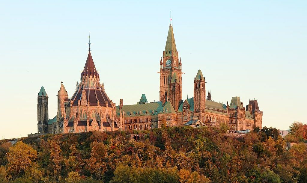 Centre Block is set to close for at least a decade. Photo by Saffron Blaze via Wikimedia Commons.
