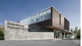 Architecture Category  The City of Longueuil and Manon Asselin   Jodoin Lamarre Pratte   architects in consortium for: Bibliothque Raymond-Lvesque