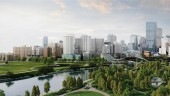 Bloom by Michel de Broin will add inspired form and function to revitalized park