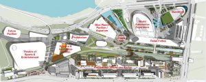 DCDLS Group proposes to build Canadensis LeBreton Flats Re-Imagined over three phases spanning 2017 to 2031, and will include major tourist attractions like the 341,000-sq.-ft. World Automotive Experience, and a 61,570-sq.-ft. national flagship YMCA.