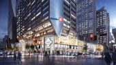 Manulife Centre Redevelopment Bloor Bay South East View (CNW Group/Manulife Financial Corporation)