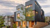 Relmar House by Architects Luc Bouliane. Photo by Bob Gundu