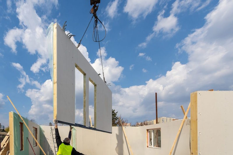 Labour Costs and Construction Timelines Push the Adoption of Prefabricated and Modular Buildings