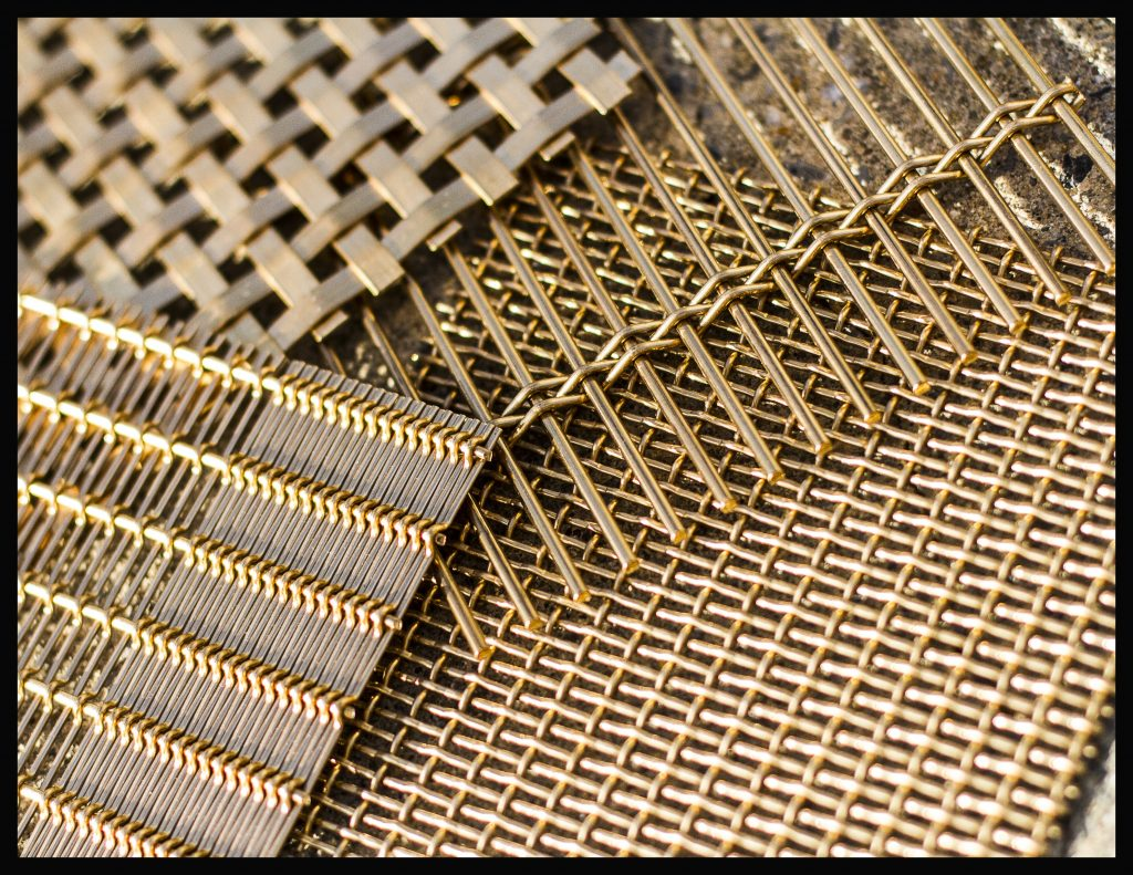 GKD Metal Fabrics_The Bronze Collection