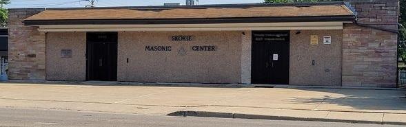 Skokie Masonic Center, Skokie, IL (Exterior)