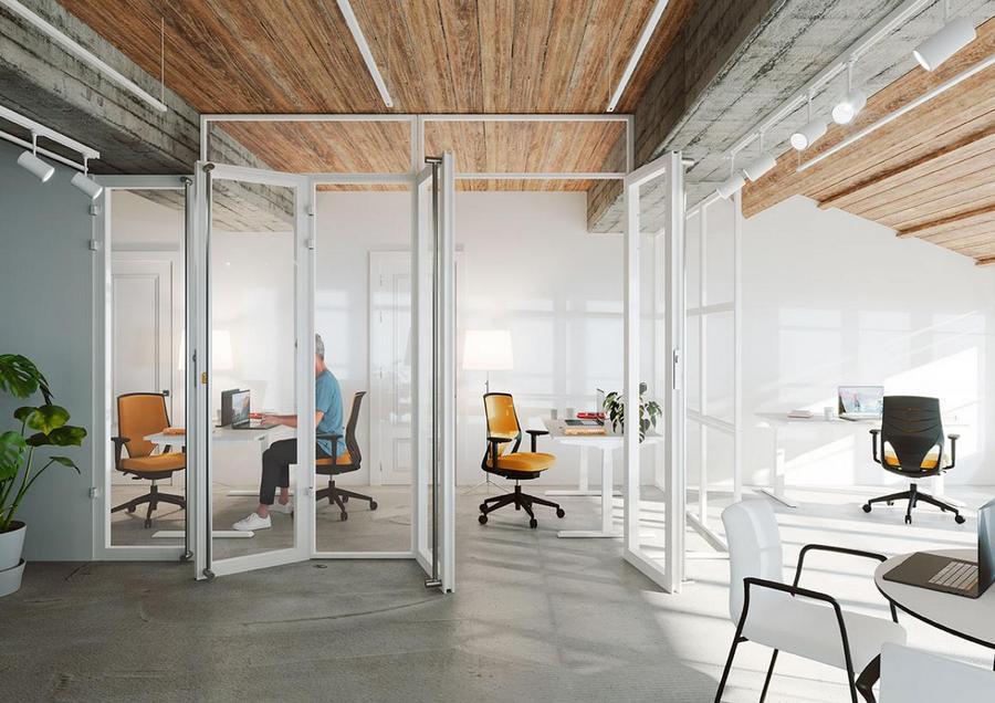 new office - 900
