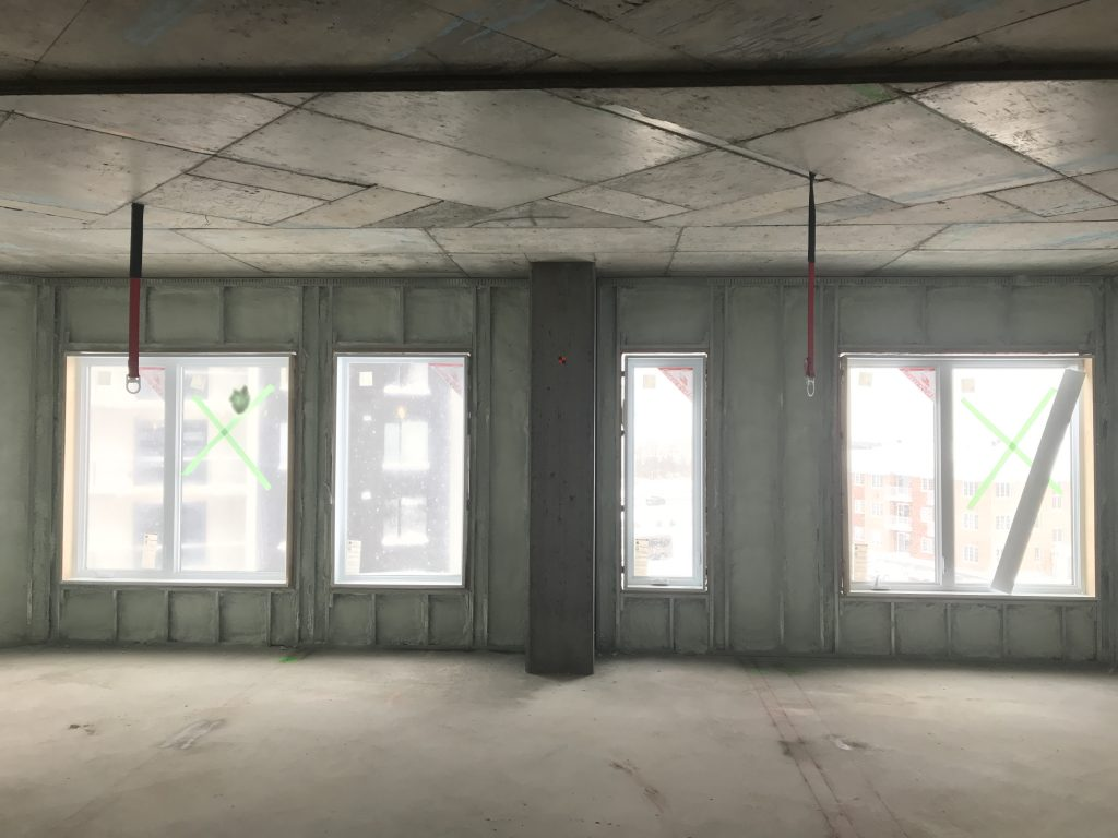DMax-Wall Interior Application by Huntsman Building Solutions