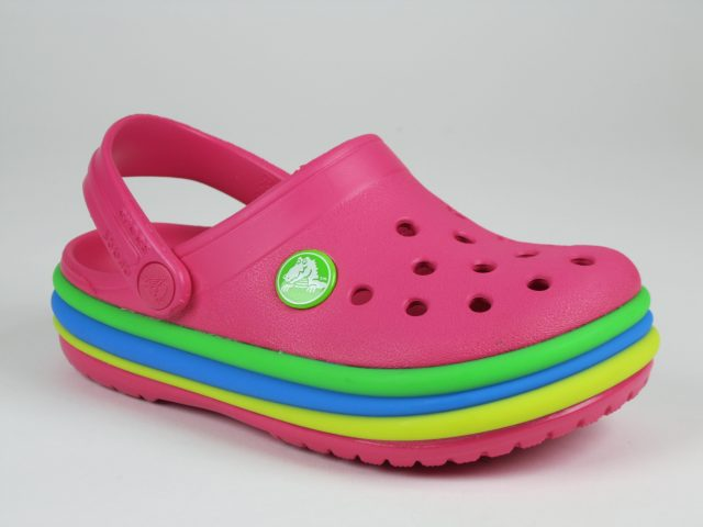 Crocs 205205-6NP Rose