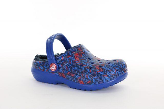 Crocs 204817 4HD Bleu
