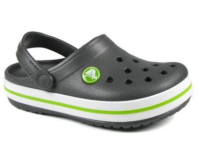 Crocs 204537-0A1 Gris
