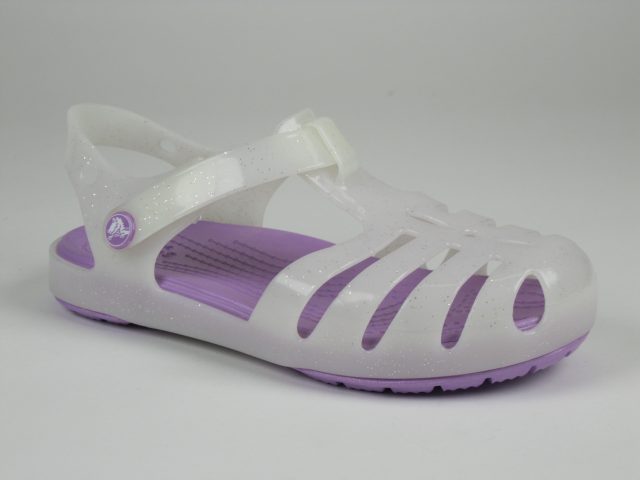 Crocs 204035-100 Blanc