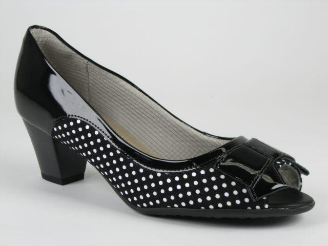 Piccadilly L1-714084 Noir