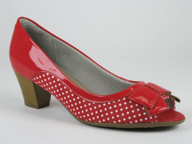 Piccadilly L1-714084 Rouge