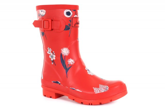 Joules MOLLY WELLY Rouge