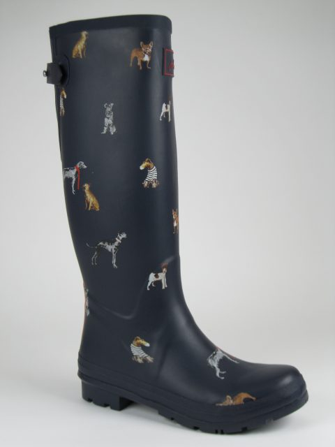Joules WELLIES TALL Marine