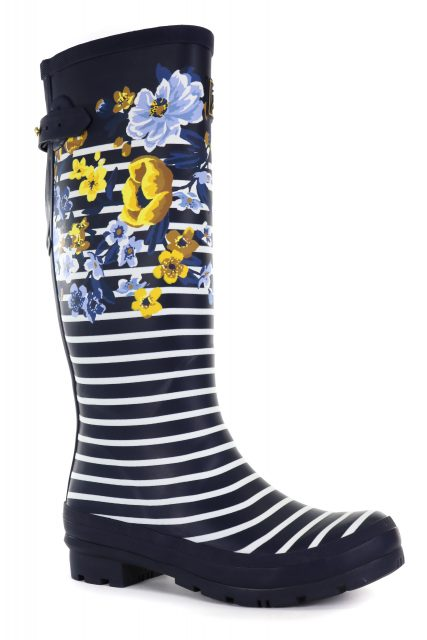 Joules WELLY PRINT Marine