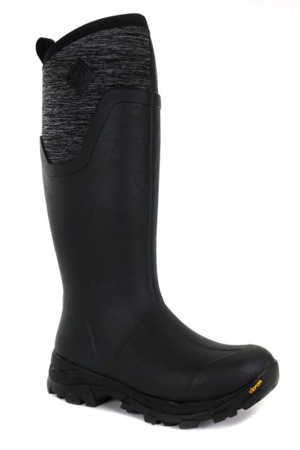 Muck Boot ARCTIC ICE TALL Noir