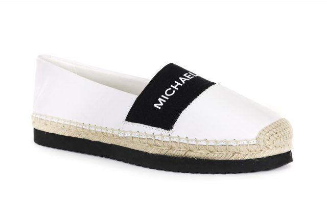 Michael Kors VICKY ESPADRILL Blanc