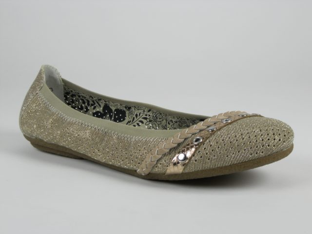Rieker 41496-90 Taupe