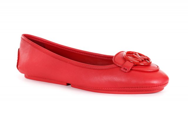 Michael Kors LILLY MOC Rouge