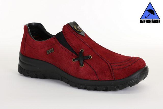 Rieker L7171-35 Rouge