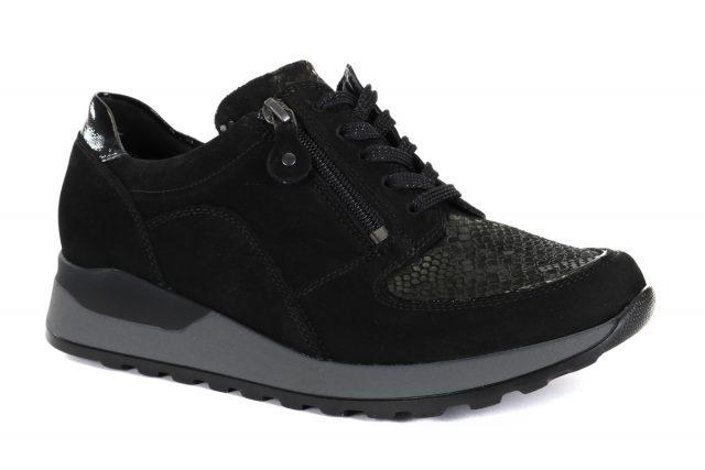 Waldlaufer H64007 307001 Noir
