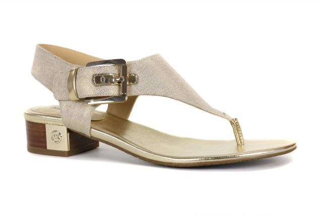 Michael Kors LONDON THONG Beige