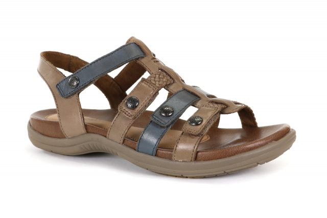 Rockport RUBEY T-STRAP Taupe