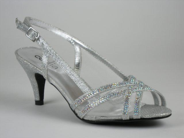 Seasonal Shoe ZHY-16-2 Argent