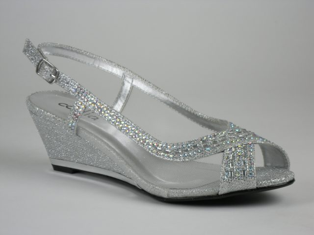 Seasonal Shoe SICELY Argent