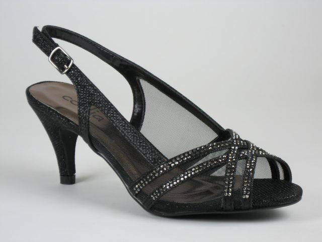 Seasonal Shoe ZHY-16-2 Noir
