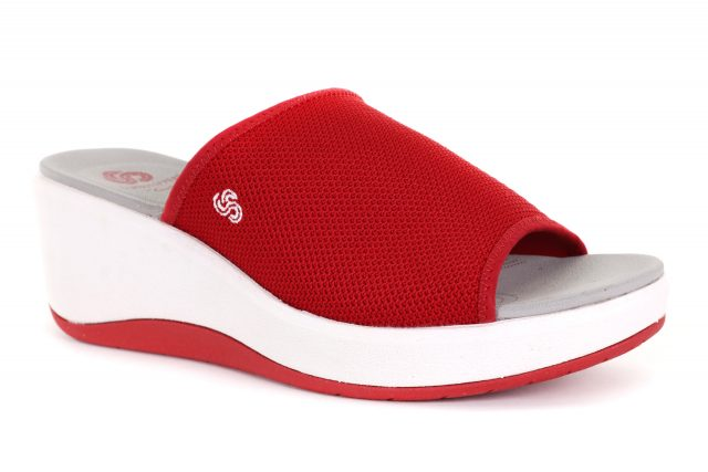 Clarks STEP CALI BAY Rouge