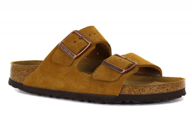Birkenstock ARIZONA SOFT Tan