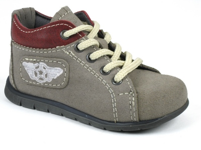 Chaussures Petits Pieds ERIC 0-3054-1 Gris