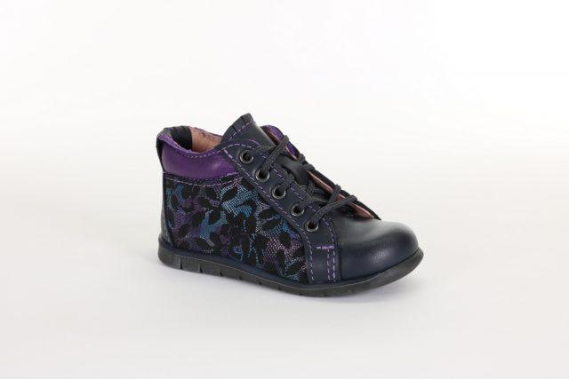 Chaussures Petits Pieds ADÉLIE 0-3083-1 Marine