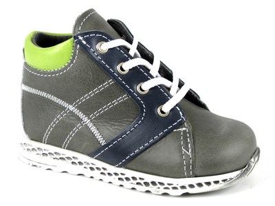 Chaussures Petits Pieds 0-4101-4 Gris