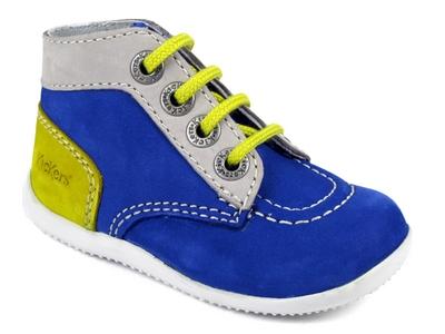 Kickers BONBON 5 Bleu
