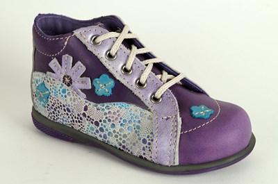 Chaussures Petits Pieds 0-4012-3 Mauve