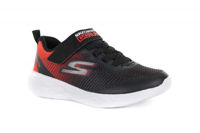 Skechers 97867L 649 BKRD Noir