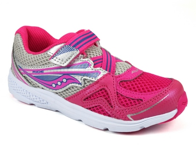 Saucony GIRL BABY RIDE9 Rose