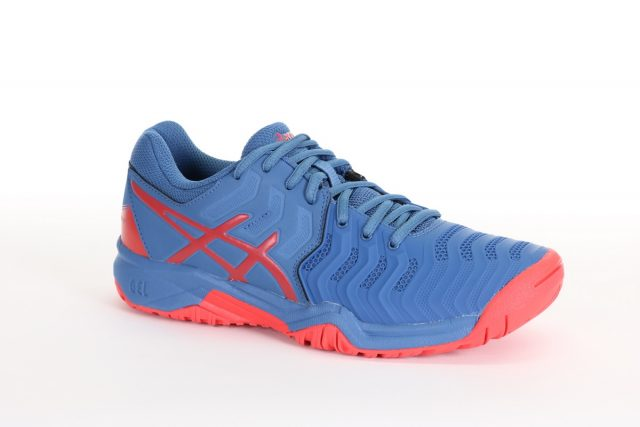 Asics GEL-RESOLUTION Bleu