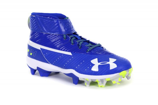 Under Armour HARPER 3 MID JR Bleu