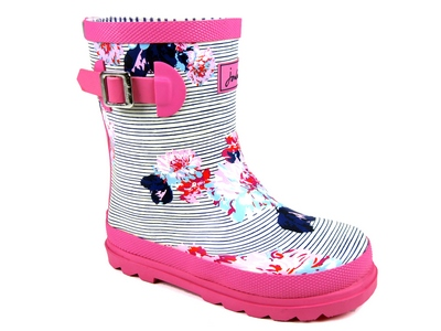Joules BABY GIRL WELLY Blanc